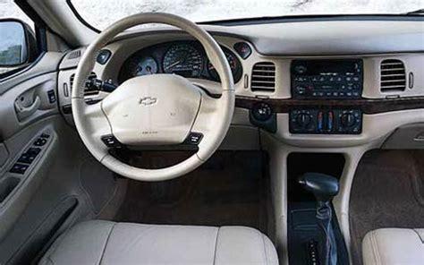 how make cars 2005 chevrolet impala parental controls 2000 chevrolet impala road test motor trend