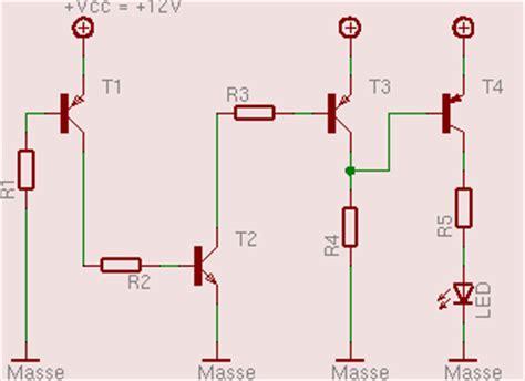 transistor pnp exle elec quelques rappels theoriques maison du libre brest