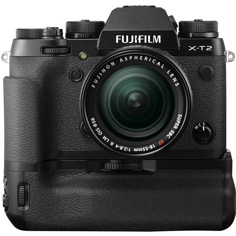 Kamera Mirrorless Fuji fujifilm x t2 mirrorless digital 16519314 kit b h photo