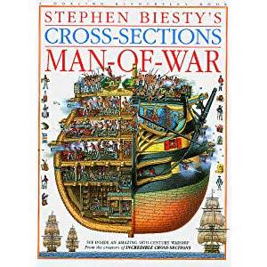stephen biesty s cross sections of war stephen