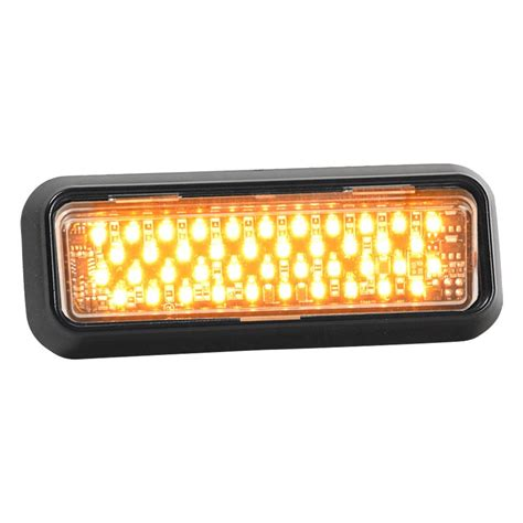 led strobe warning lights star warning systems 174 dlxt 121 aa dlxt series amber led