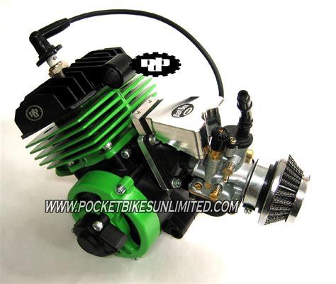 are bikes with motors water cooled pocket bike motors
