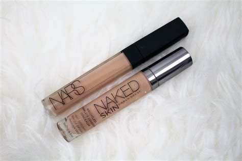 Decay Concealer concealer showdown nars radiant vs decay