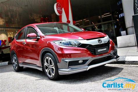 honda malaysia reveals hr  mugen edition rmk limited   units auto news carlistmy