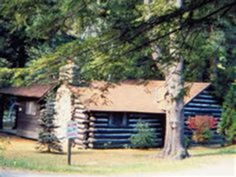 Macbeth Cabins by Hemlock Island Cooks Forest Explore Cook Forest Henry