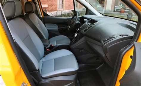 Taxi Interior by Car And Driver