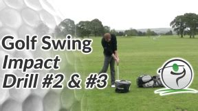 golf swing impact drills golf impact drills to improve your ball striking free
