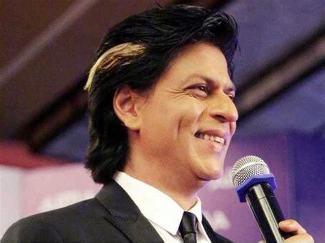 sharuk khan images blonde on black hair modern trends srk s golden streak shah rukh khans