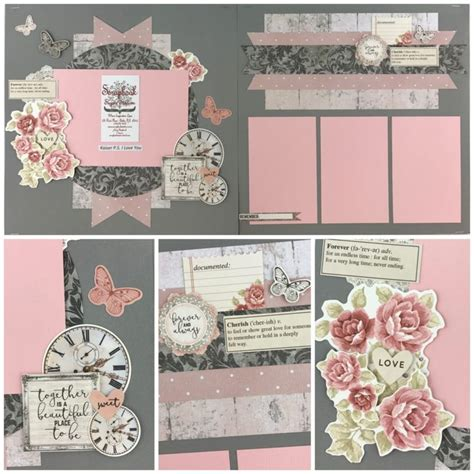 scrapbook layout sites 745 best images about scrapbooking and paper crafts on