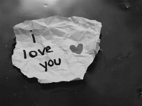 Wallpaper Hd Black And White Love | black and white i love you hd wallpaper
