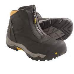 Keen revel ii zip winter boots waterproof insulated for men in
