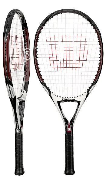Raket Wilson K Factor wilson k factor kzero racquets