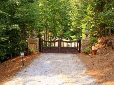 country driveway entrance designs driveway entrance with