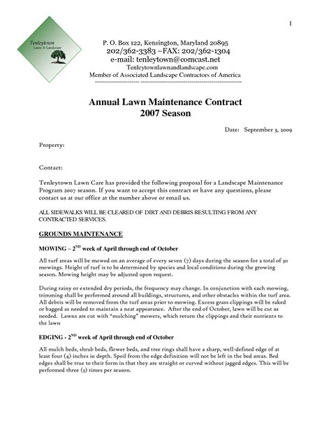 commercial proposal cover letter