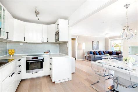 cuisine ouverte sur entr馥 cuisine ouverte sur le salon 25 id 233 es modernes et pratiques