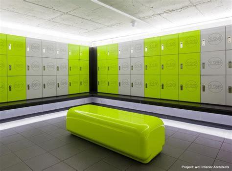 modern locker room bench seating   fitness gyms