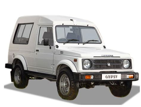 Maruti Suzuki Gipsy Maruti Suzuki In India Features Reviews