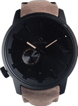 Ripcurl Detroit Brown rip curl leather watches and detroit on