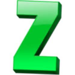 letter z icon free images at clker vector clip
