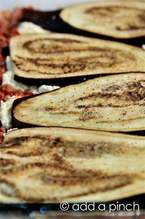 easy eggplant lasagna recipe add  pinch