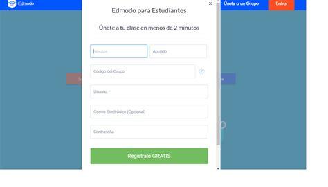 tutorial para usar edmodo aprendemos a usar la plataforma edmodo