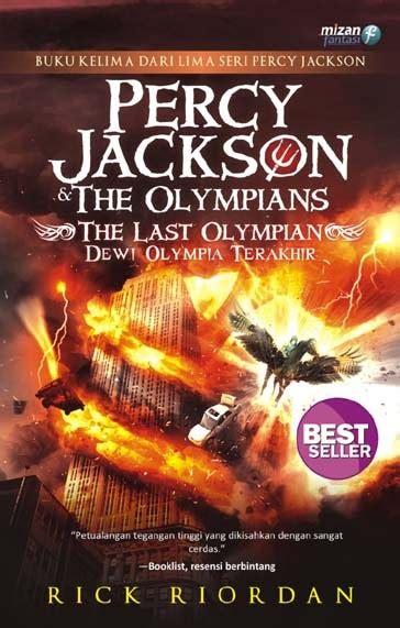 100 Original The Last Olympian Seri Percy Jackson Rick Riordan lamunyata resensi percy jackson and the olympians the last olympian