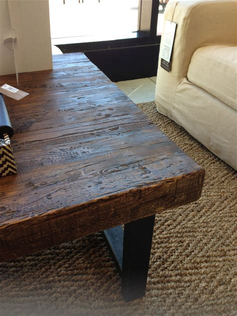 chunky square coffee best 25 reclaimed wood coffee table ideas on pinterest