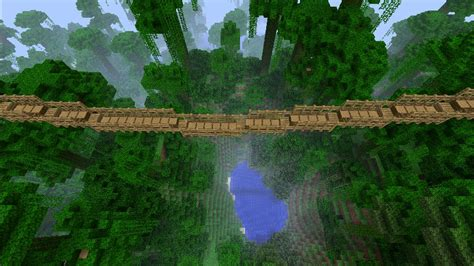 Cool Treehouses Jungle Spawn Minecraft Project