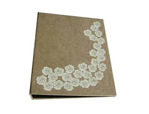 Handmade Paper Folders - folder funeral collection ofai handmade products