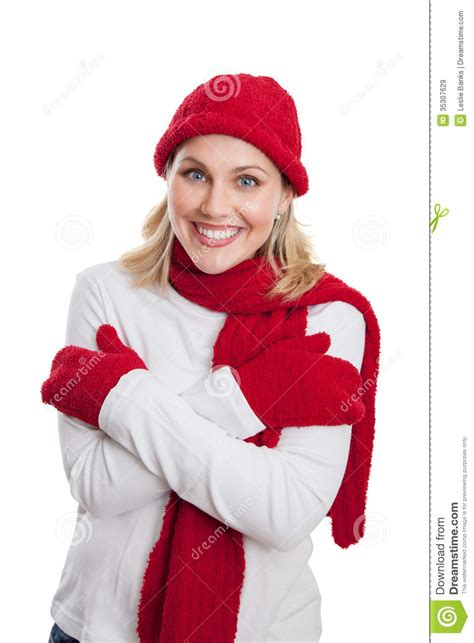 Imagenes De Invierno Con Personas | mujer feliz vestida en ropa del invierno im 225 genes de