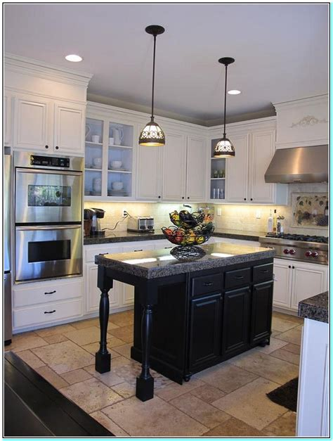 what colour countertops on white kitchen cabinets pip what color to paint kitchen with white cabinets and black