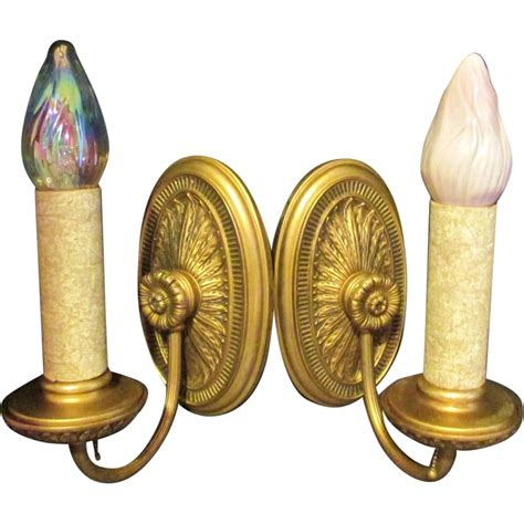Electric Candle Wall Sconces electric candle wall sconces from
