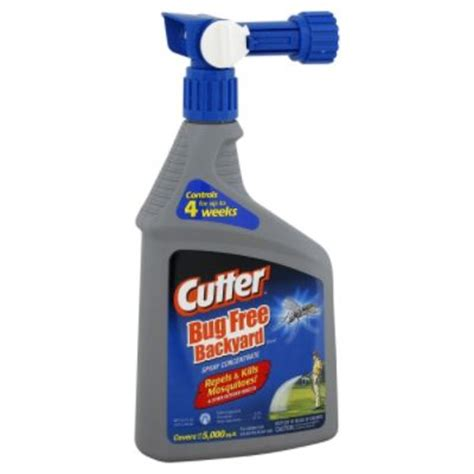 cutter backyard bug control spray concentrate cutter bug free backyard rts 32oz