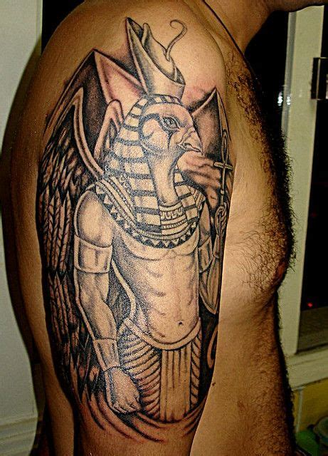 osiris tattoo horus god osiris god