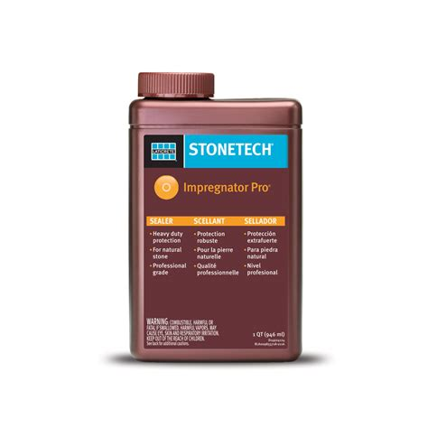 laticrete stonetech professional impregnator pro sealer