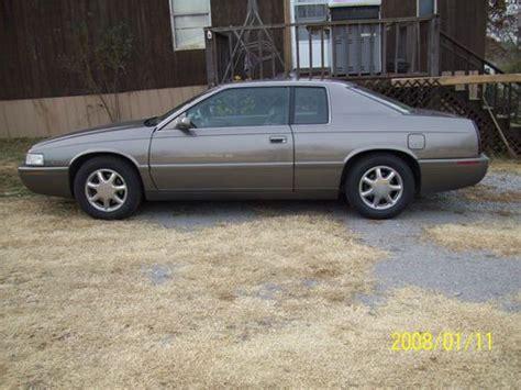 99 Cadillac Eldorado by Purchase Used 99 Eldorado Etc 67 000 Mi In Hartshorne