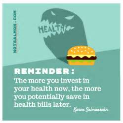 Your Good Selves - 14 health motivation quotes to inspire healthy eating