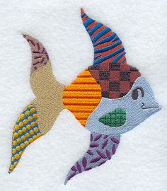 Patchwork Fish Pattern - 1000 images about stitching fish on