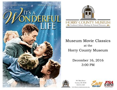 film it s in the stars museum movie classics continues with it s a wonderful life