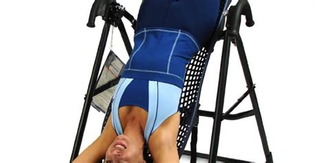 stretch back without inversion table how to hang without inversion table 100