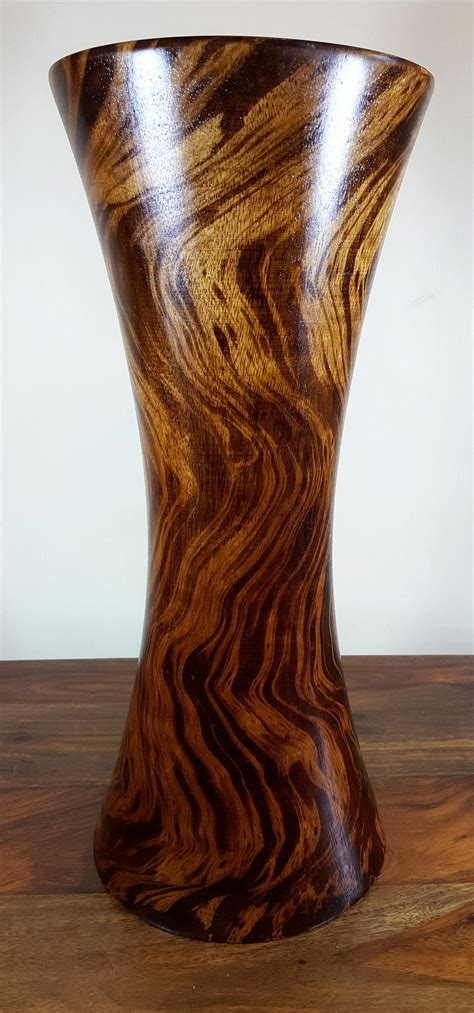 large vases for home decor mango wood hour glass vase large home decor decorative vases