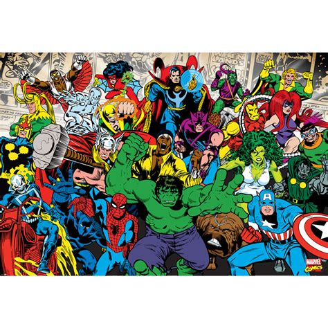 disney wallpaper wilkinsons 1wall marvel characters wallpaper mural at wilko com