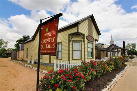 cottages fredericksburg tx wine country cottages on petit chateau studio