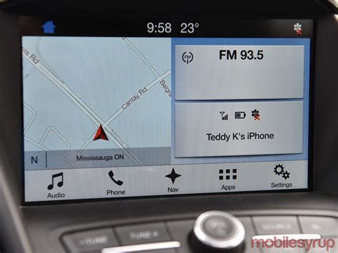 Will Android Auto Work With Iphone by Ford Sync 3 With Carplay And Android Auto Marriage