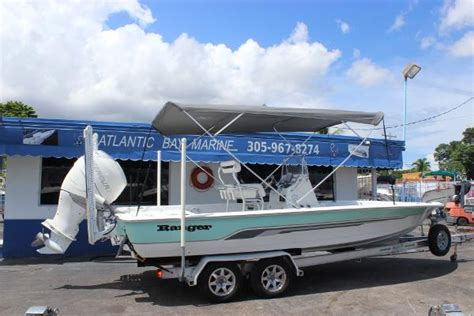 bay boats for sale miami 1990 ranger 2300 bay ranger boats for sale in miami florida