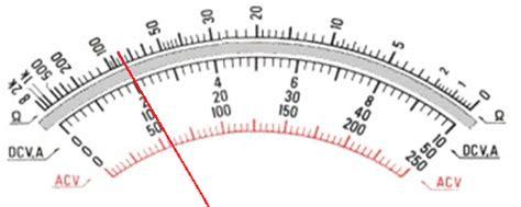 multimeter analog avometer analog dan cara penggunaan
