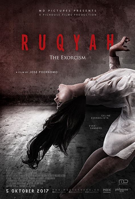 film ruqyah trailer ruqyah the exorcism indonesia 2017 horrorpedia