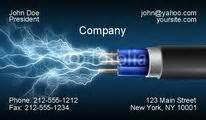 electricians business cards designs 1000 images about electrician business cards on
