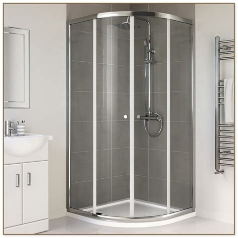 Stand Alone Shower by Shower Curtain Ideas For Small Bathrooms