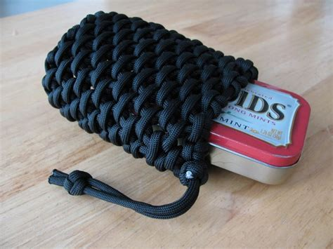 diys  making paracord pouch  simple instructions guide patterns